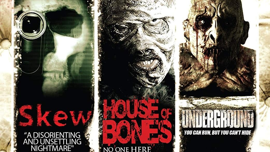 Horror Triple Boxset