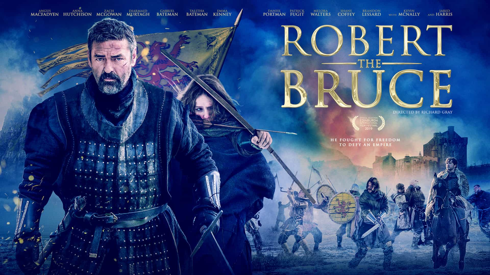 Robert The Bruce Film