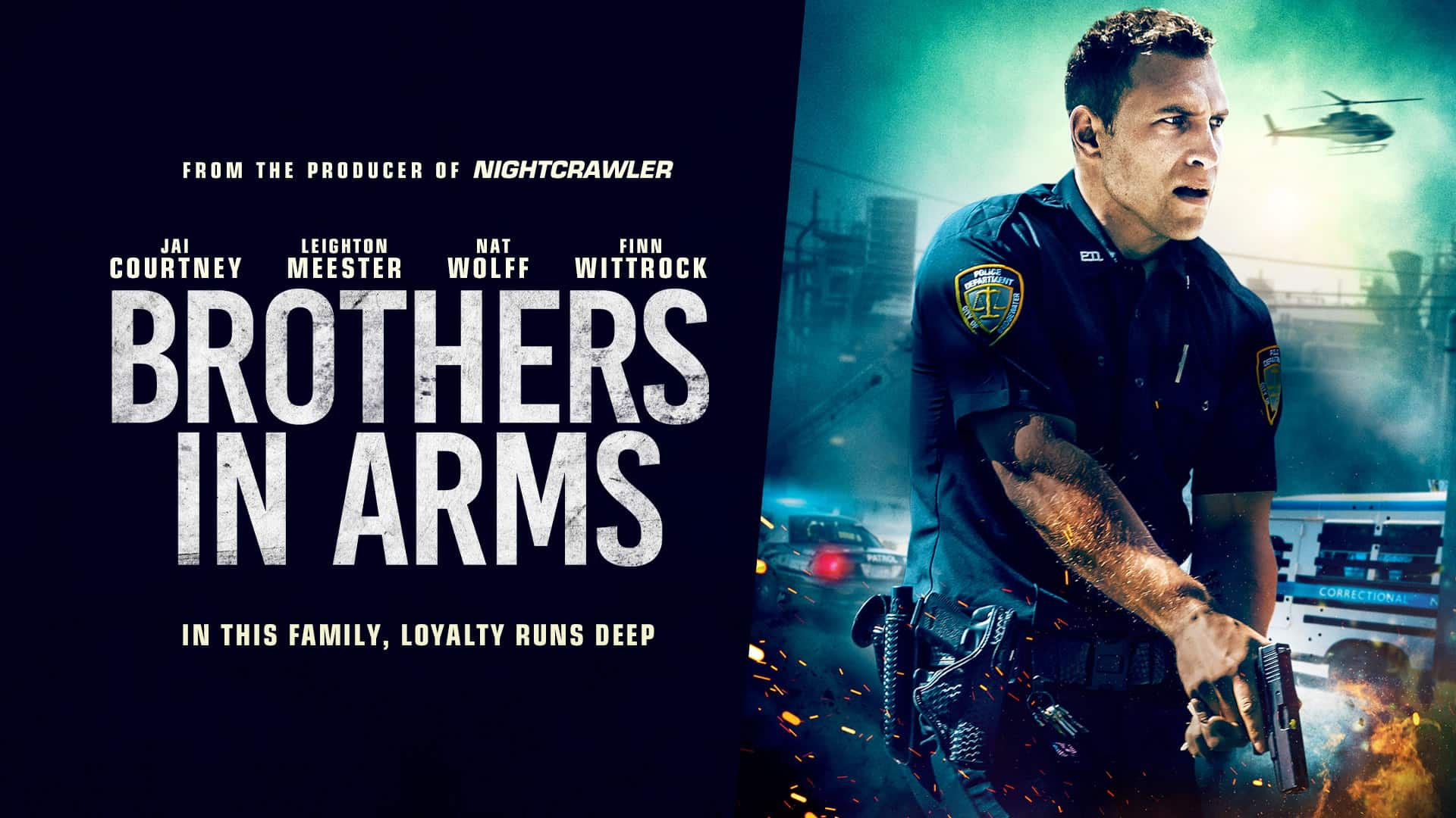 Brothers In Arms Aka Semper Fi Signature Entertainment