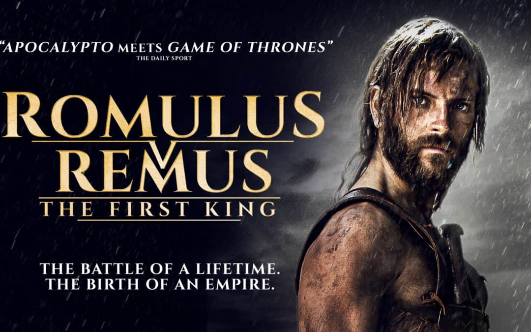 Romulus V Remus: The First King