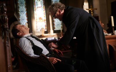 First-Look: Stephen Moyer and Colm Meaney in 'Confession'